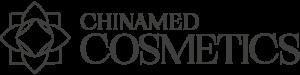 Logo mit Lotos von CHINAMED COSMETICS