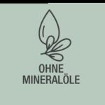 Tropfen Zweig ohne Mineralöle