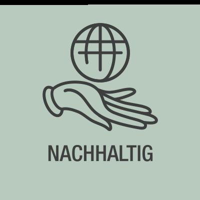 Hand Weltkugel Nachhaltig