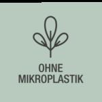 Zweig ohne Mikroplastik