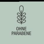 Zweig ohne Parabene
