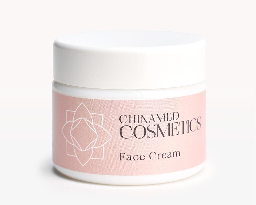 Cremetiegel CHINAMED COSMETICS Face Cream