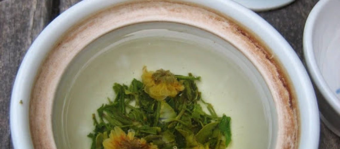 Traditionelle Chinesische Medizin Koeln Tcm Chrysanthemen Tee